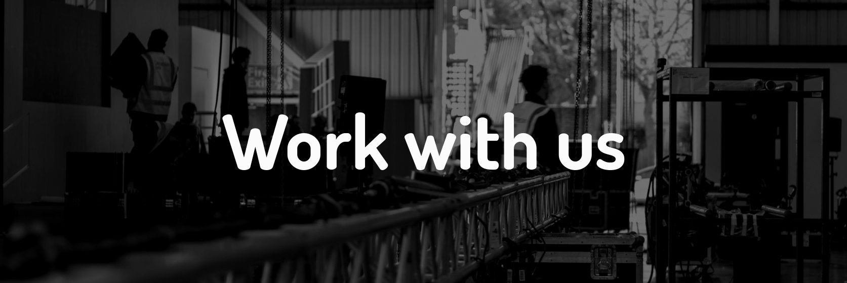 Audio-visual and events jobs